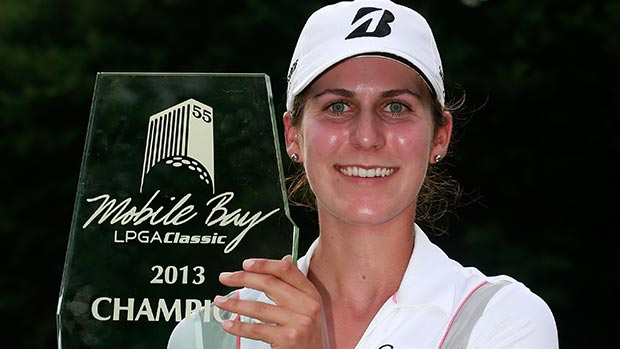 Jennifer Johnson Mobile Bay LPGA Classic 2013 champion